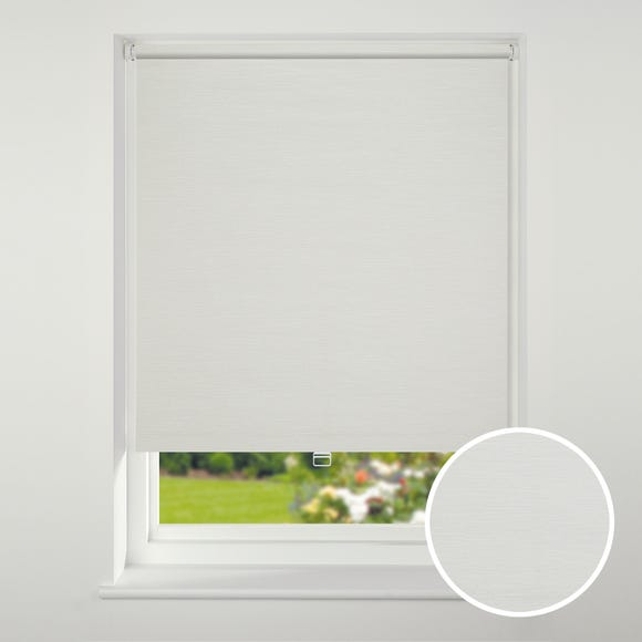 Swish Cordless Stone Textured Blackout Roller Blind  undefined