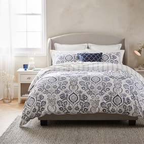 Dorma Harlyn Duvet Cover and Pillowcase Set
