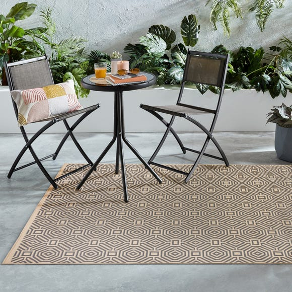 Indoor Outdoor Vita Rug Beige undefined