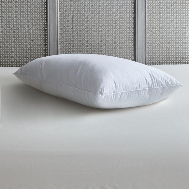 Cool Sleep Pillow Pair White