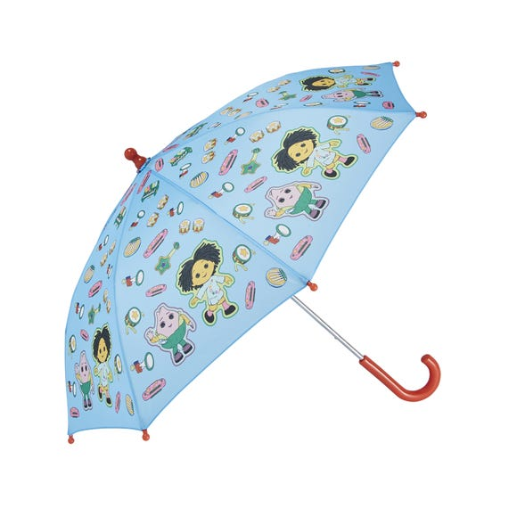 Ulster Weavers Moon and Me Music Kids Umbrella Blue