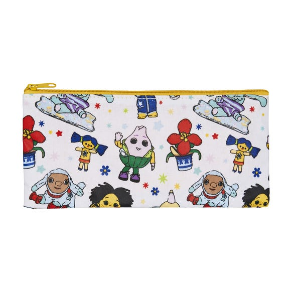 Ulster Weavers Moon and Me Kids Pencil Case Yellow