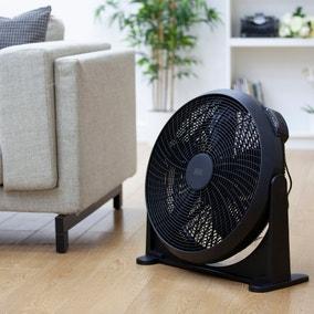 2 in 1 High Velocity Air Circulator Fan