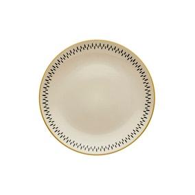 Global Ochre Dinner Plate