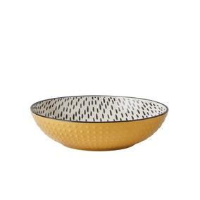 Global Ochre Ramen Bowl