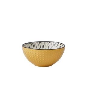 Global Ochre Cereal Bowl