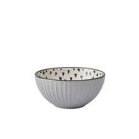 Global Grey Cereal Bowl