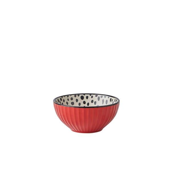 Global Red Dip Bowl Red