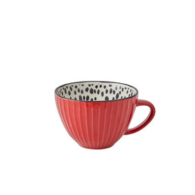 Global Red Mug