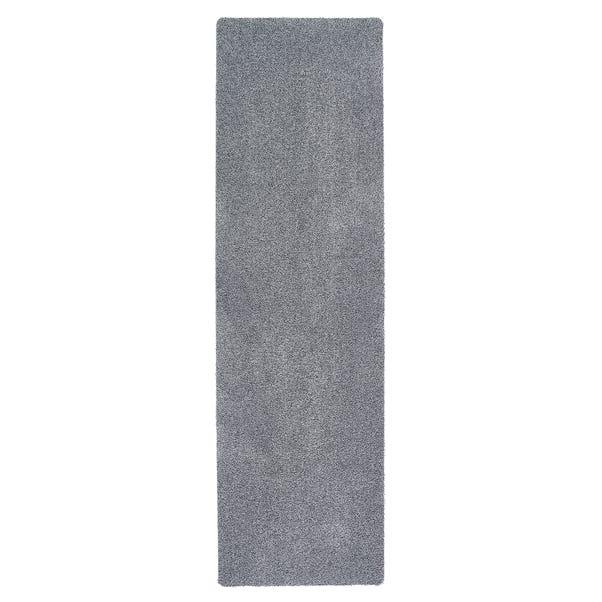 Marvel Mat Linen Washable Runner Silver