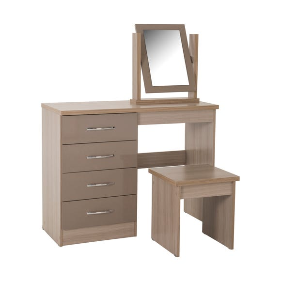 Nevada Oyster Dressing Table Set