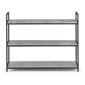 Staten Low Bookcase