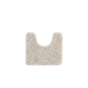 Buddy Bath Antibacterial Pavillion Grey Pedestal Mat