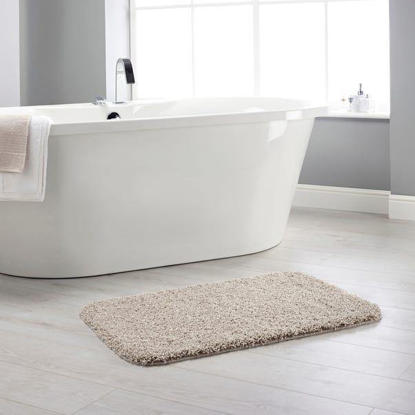 Buddy Bath Antibacterial Pavillion Grey Bath Mat