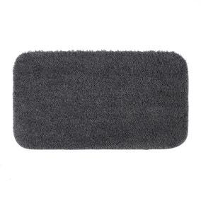 Buddy Bath Antibacterial Charcoal Large Bath Mat