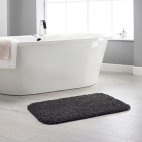 Buddy Bath Antibacterial Charcoal Bath Mat