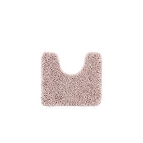 Buddy Bath Antibacterial Nude Pink Pedestal Mat