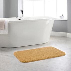 Buddy Bath Antibacterial Ochre Bath Mat