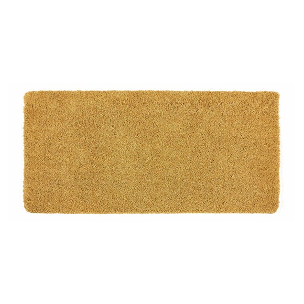 Buddy Bath Antibacterial Ochre Large Bath Mat