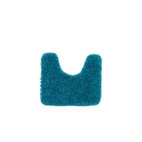 Buddy Bath Antibacterial Teal Pedestal Mat