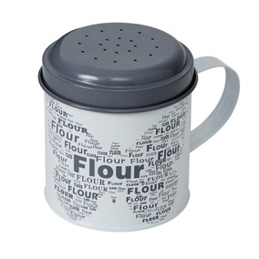 Dunelm Life Is What You Bake Of It Flour Sifter