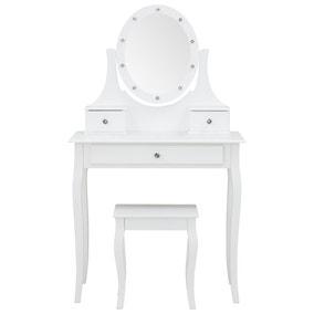 Grace LED Dressing Table
