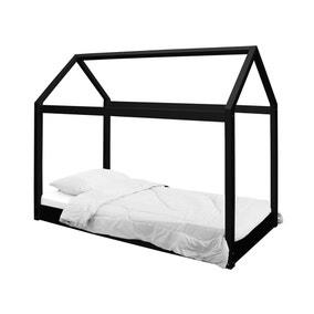 Hickory Bed Frame - Black