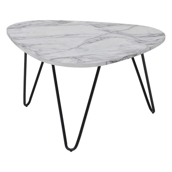 Triste Coffee Table Marble