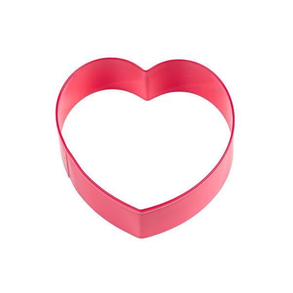 Tala Heart Cookie Cutter Pink