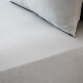 Fogarty Plain Bamboo Fitted Sheet