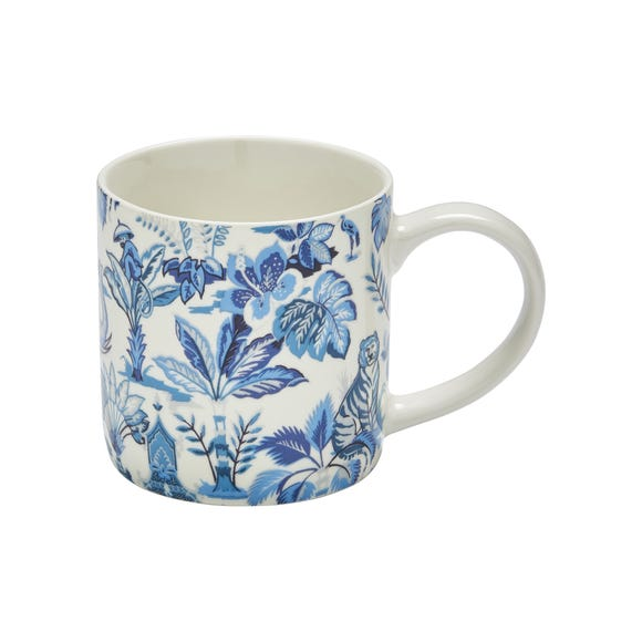 Ulster Weavers India Blue Mug Blue