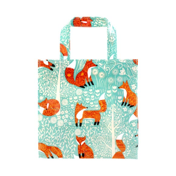 Ulster Weavers Foraging Fox Small PVC Bag Blue