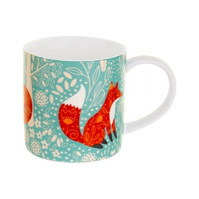 Ulster Weavers Foraging Fox Mug
