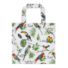Ulster Weavers Tropical Birds Small PVC Bag