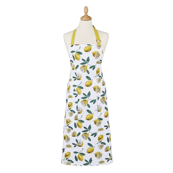 Ulster Weavers Lemons Apron Yellow