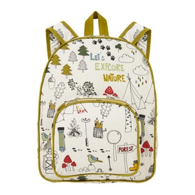 Ulster Weavers Let's Explore Nature Kids Backpack