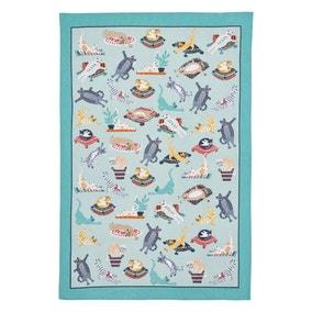 Ulster Weavers Kitty Cats Tea Towel