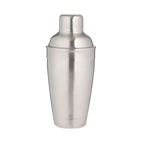 Viners 500ml Brushed Cocktail Shaker