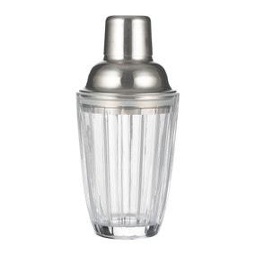 Viners 280ml Embossed Cocktail Shaker