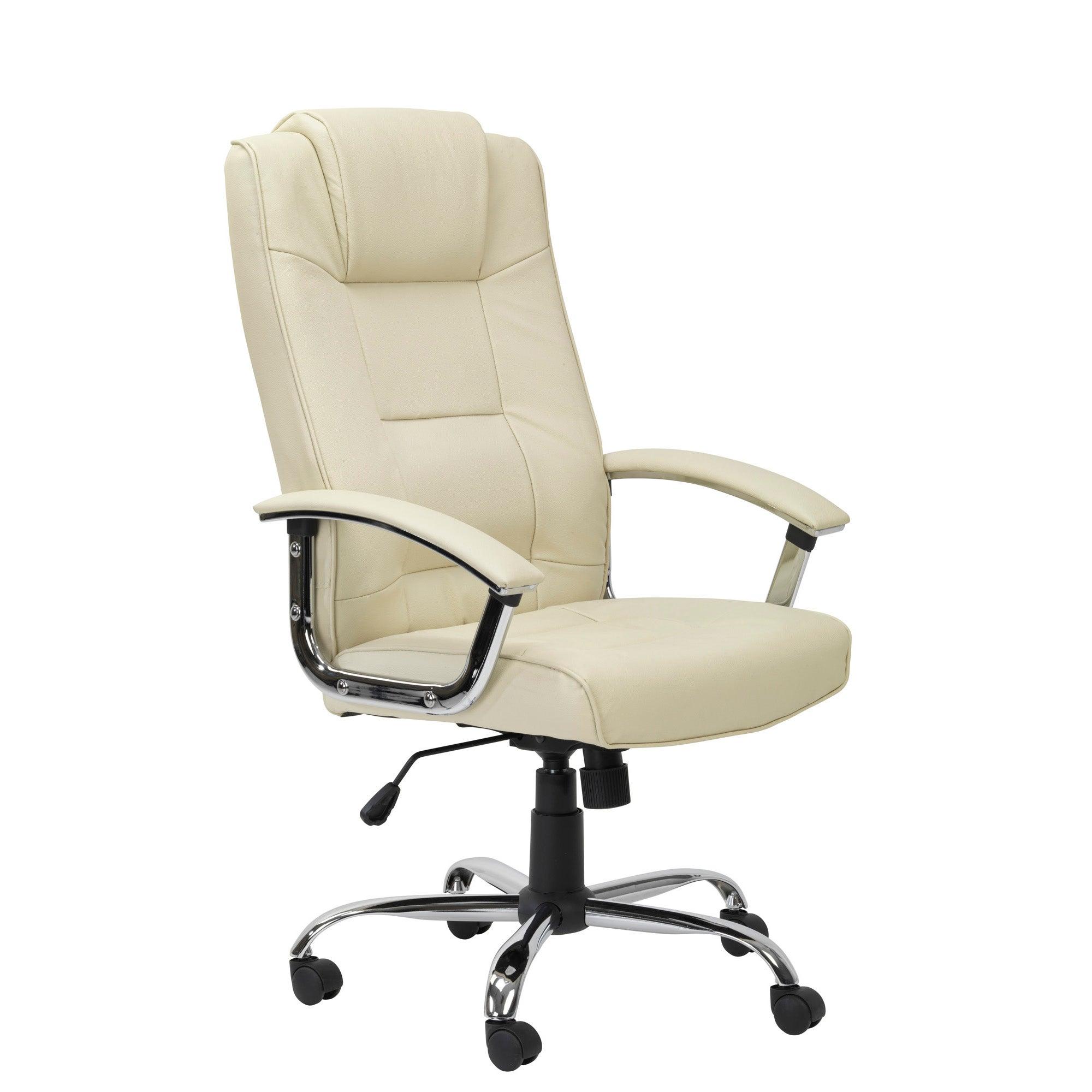 Houston Office Chair Cream