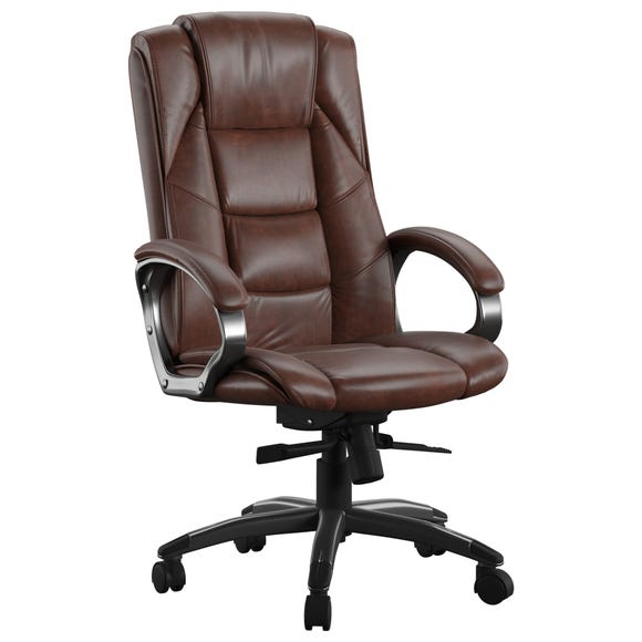 Northland Office Chair Brown