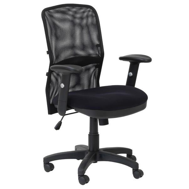 Dakota Office Chair Black