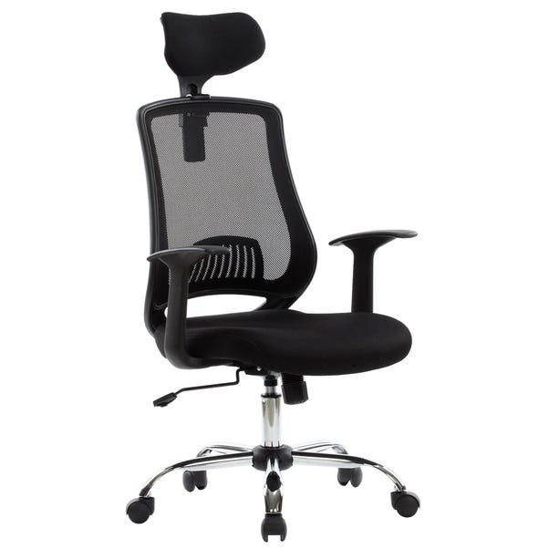 Florida Ergonomic Office Chair Black
