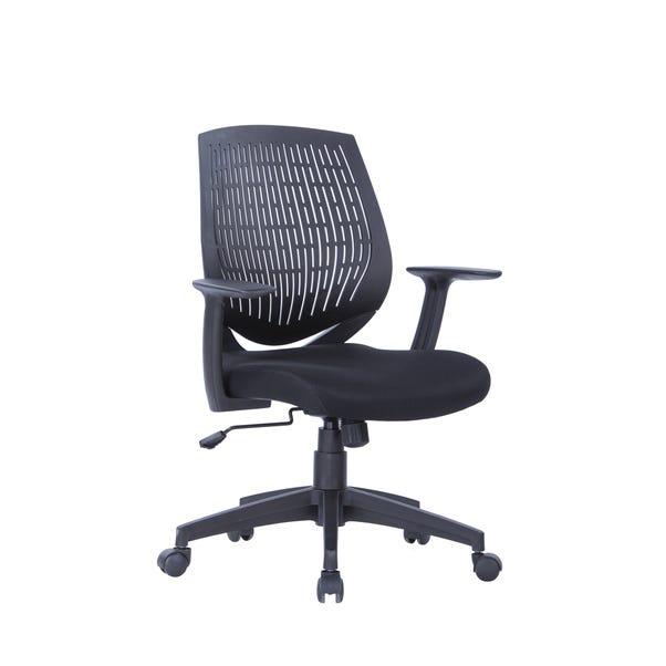 Malibu Office Chair Black