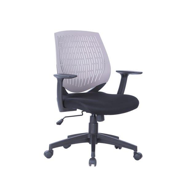 Malibu Office Chair Grey