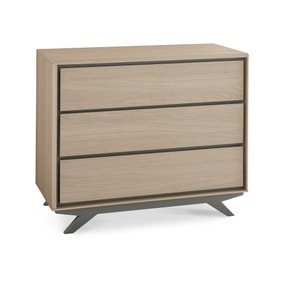 Brunel 3 Drawer Chest