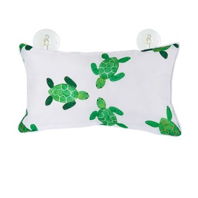 Turtles Bath Pillow