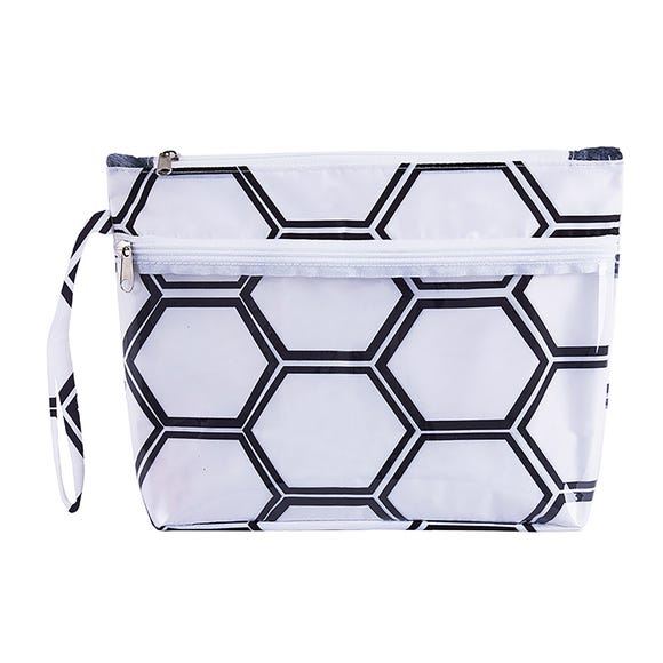 Honeycomb Wash Bag MultiColoured