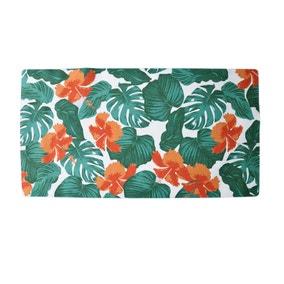 Tropical Leaf Aquamat