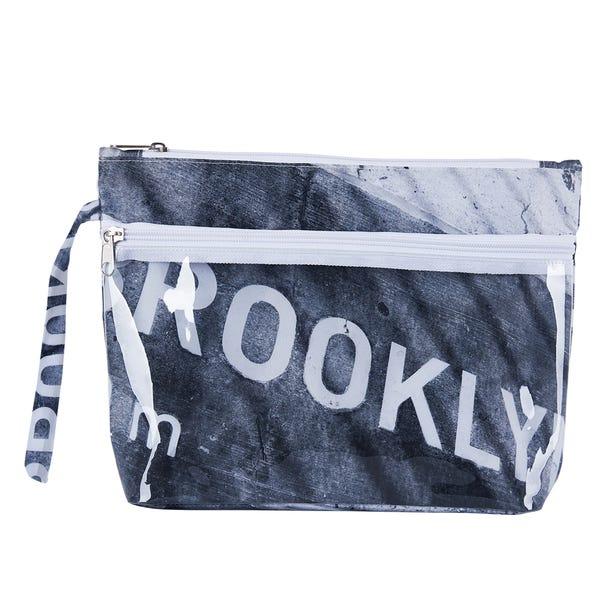 NYC Wash Bag MultiColoured